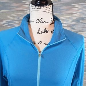 Old Navy Active Long Sleeve Quarter Zip Pullover L